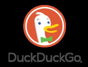 logo du moteur de recherche DuckDuckgo