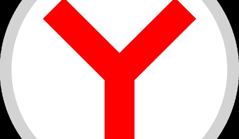 logo de Yandex Browser
